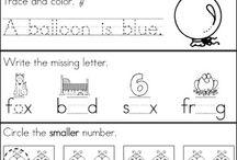 Teaching: kindergarten  / by Michelle Stumbo