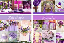Wedding Colors / Wedding Colors! Choosing your wedding colors can be a confusing task. We have created blog posts to help you decide! / by Exclusively Weddings