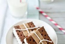 Sweet treats / by Melissa Cassera