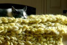 K2tog, Hooks, & Needles / Knitting, Crochet, and Sewing Inspiration / by Paula Helfrich