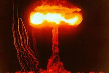 Nuclear Explosions / Pictures of nuclear explosions / by Matt Hooper