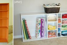 Organization / Different ways to organise around the house and life. / by Sariah Baze