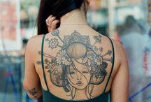Tattoo Inspiration / by Nikki Brian
