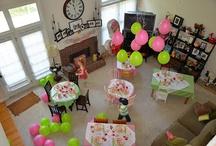 Strawberry Shortcake Birthday Party / by Jennifer Michaelis