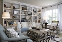 Family Room Ideas / by Mari Rabadan