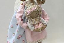 bonecas / by Lilian Gomes