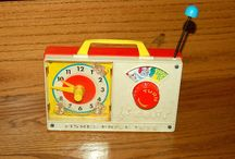vintage toys / Toys of yesteryear / by jesma archibald