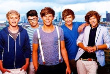 One Direction ♥♥♥ / by Leslie Ayers