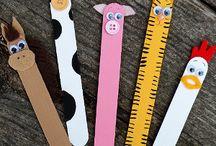 Kids Crafts / by Jessica Hopkins
