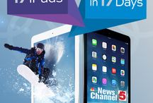 17 iPads in 17 Days Olympic sweepstakes / by KSDK NewsChannel 5