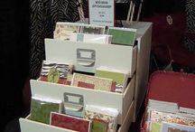 Craft show display ideas / by Deneice Broach -Arterburn