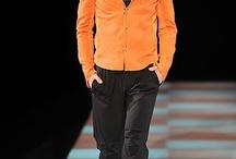 Orange Attitude! / by Yann-Wilfried