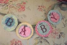 Baby shower ideas / by Debbie White