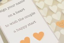 Wedding Guest book ideas  / by Gloriann Chhouth