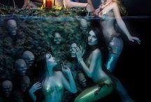 Mermaids  / by MacKenzie Boone