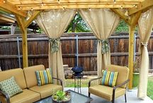 patio ideas / by The Pattern Hutch