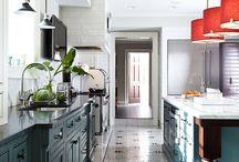 Kitchens / by Jill Seidner
