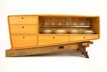 Furniture Ideas / by Denis de Verteuil