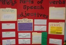 Parts of speech / by Susan Bradner