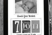 baby items / by Janice Harris