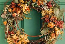 Fall, Halloween & Thanksgiving Decor & Crafts / by Amy Allen