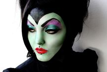 Halloween makeup / by Amy Lanteigne