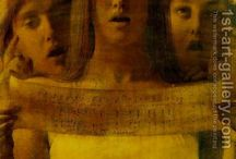 Symbolistische Kunst / by mina bakgraag