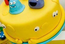 Monster Cakes / by Griselda Medel