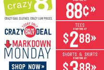 Retail- Kids Deals / by This Mommy Saves Money