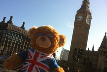 Where in the world is Peter? / by Build-A-Bear Workshop