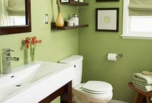 Bathroom Remodel / by Stephanie A'Hearn