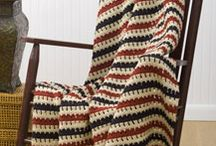 Manly Crochet Afghan Patterns / by AllFreeCrochetAfghanPatterns