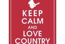 Country Lovin'... / by Blake