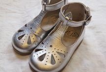 Girls shoes / by Zelda Burborough