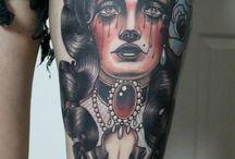 tattoo / by Patty Peché