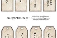 Printables / by Sabine Verberckt
