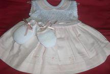 ropa de bebe / by Lourdes De Mata