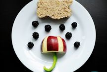 kids lunches. / by Brooke Weidauer