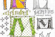 Doodles: Letters / by Junkin' J