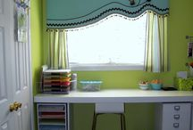 for the craft room / by Angie Jorgensen