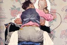 Norman Rockwell / by Corrie Jorna
