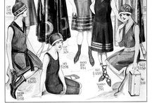 Historical Clothing & Fashion / This board is a visual reference so that researchers can compare vintage fashion and clothing to historical references. / by Mary Harrell-Sesniak