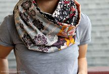 Infinity Scarves / by Michele Myankazt