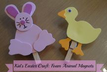 Easter / by Mary Edwards @ Couponers United