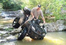 Exciting ATV trails / Do you love to ATV, snowmobile or off-road? The U.S. has some amazing ATV trails to complement your exciting RV vacation! / by rentzio