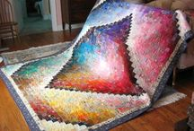 quilting / by Pam Evans
