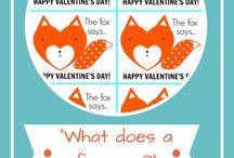 Valentine's Day Ideas for Kids / Crafts and ideas for kids. / by Whitney from Beauty in the Mess