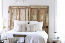 2014 Goal- House- Bedroom overhaul / 2014- Year of the House, all ideas i like for my bedroom. / by Kim Hine
