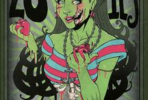 Zombies / by Alicia Street