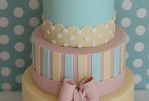 Cake Inspiration / by Gillian Cossins